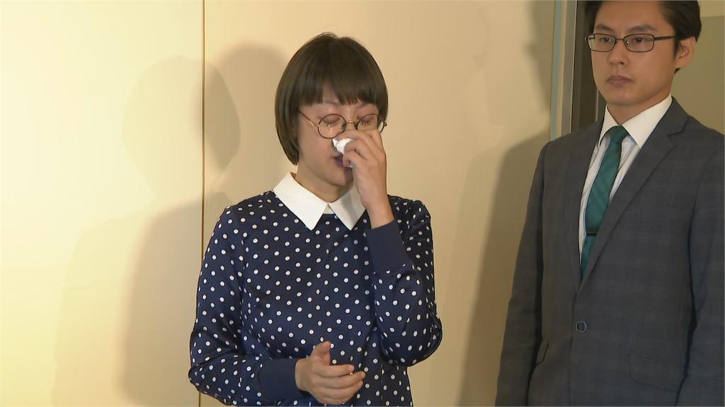 快新聞/「彩鑽女王」蘇怡涉詐吸金1.6億 今落淚致歉盼再給她機會