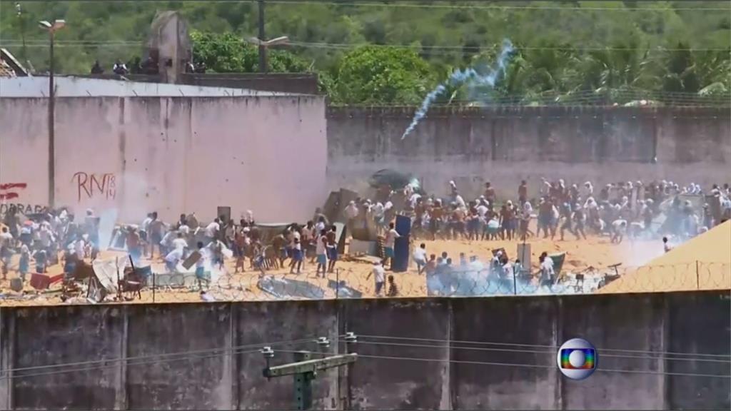 巴西監獄黑幫鬥毆至少57死!其中16人遭砍頭