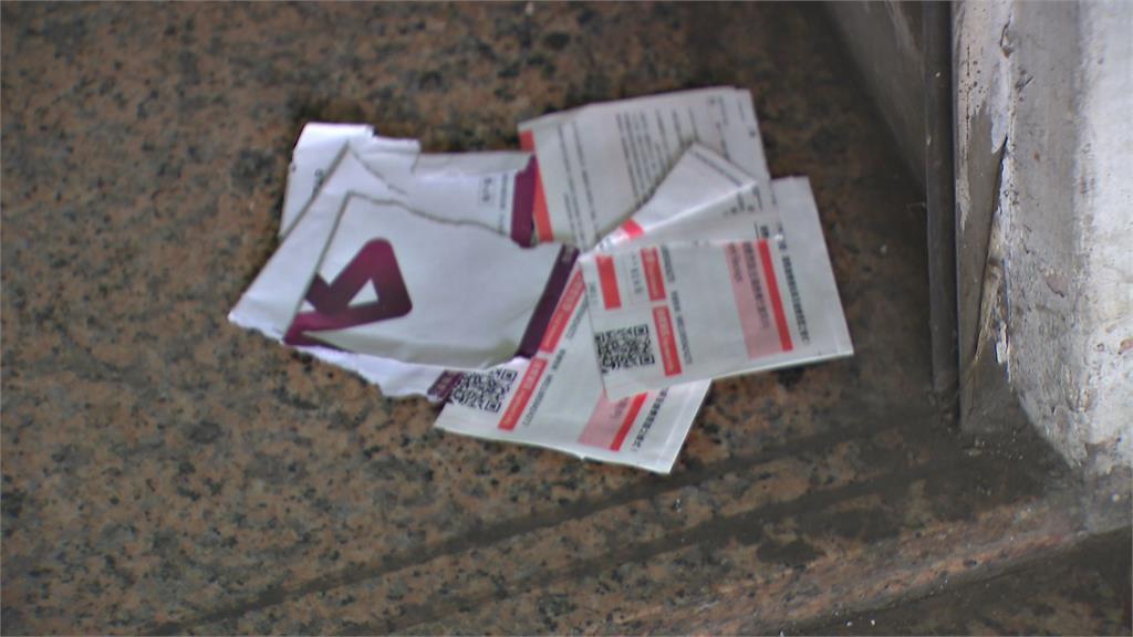 遲遲收不到信... 惡鄰居瞎搞亂拿信 多住戶受害