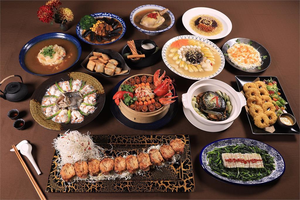 奠定台灣料理基礎 百年前皇太子菜單重現