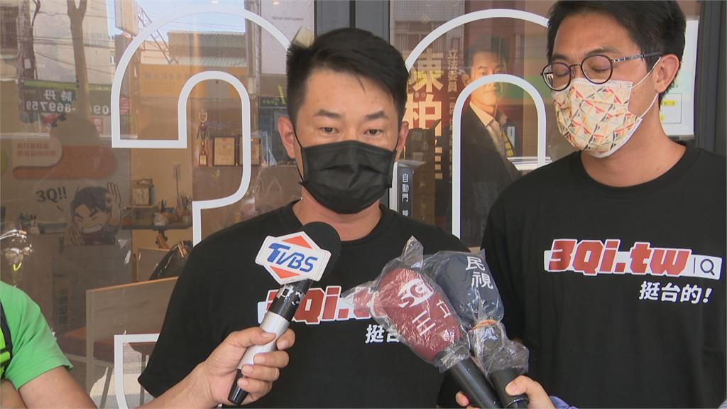 顏寬恒控遭黨工嗆聲 陳柏惟反擊「打人的喊救人」