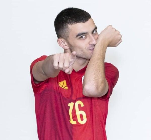 東奧/東奧身價最高選手!18歲足球金童1年狂翻11倍達8千萬歐元