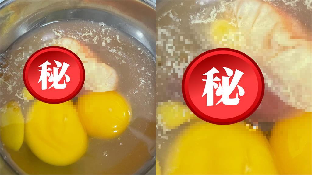 打蛋驚魂記!她一敲竟掉「半液狀生物形態」網友嚇壞:不敢吃蛋了