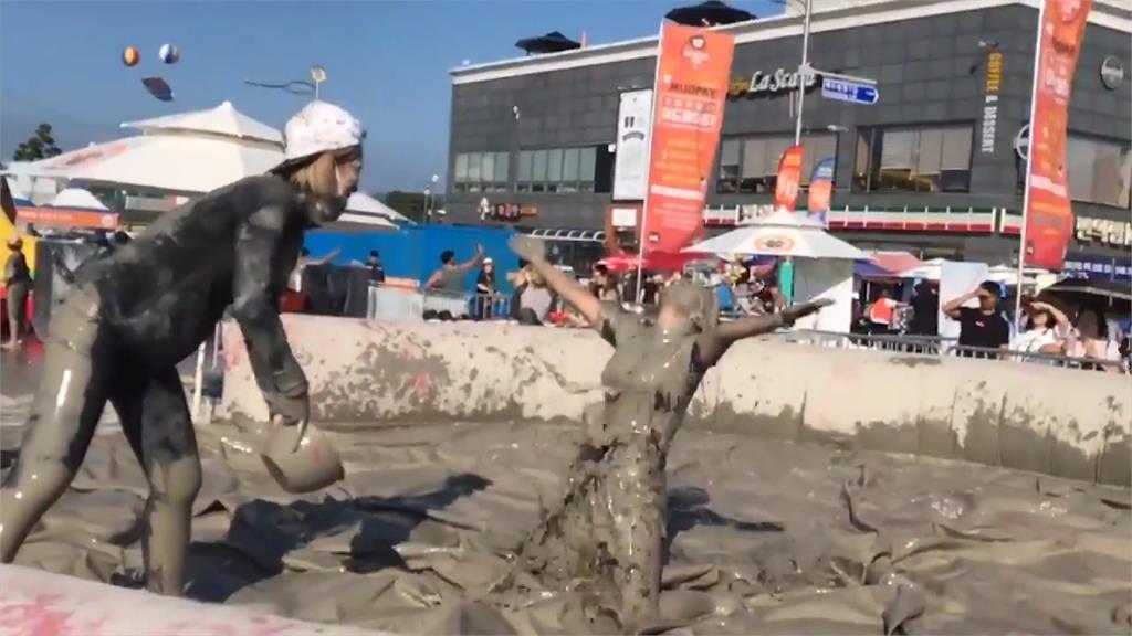 世界最大「泥漿節」慶典!南韓保寧吸百萬觀光客