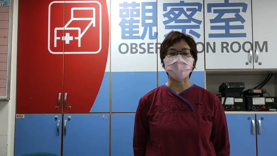 快新聞/網傳「溫水漱口把病毒吞下讓胃酸殺死」7分鐘錄音檔 <em>蔡壁如</em>澄清了