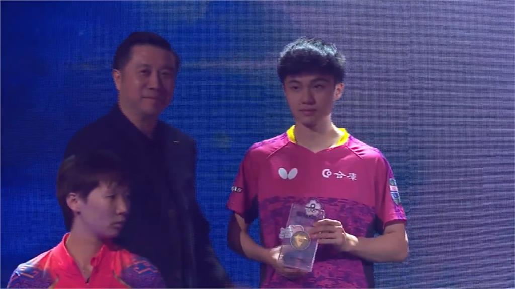 痛電兩大中國桌球名將!17歲林昀儒震撼桌壇
