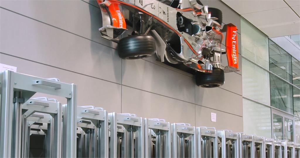 改行研發呼吸器 F1名門邁凱輪響應政府抗疫