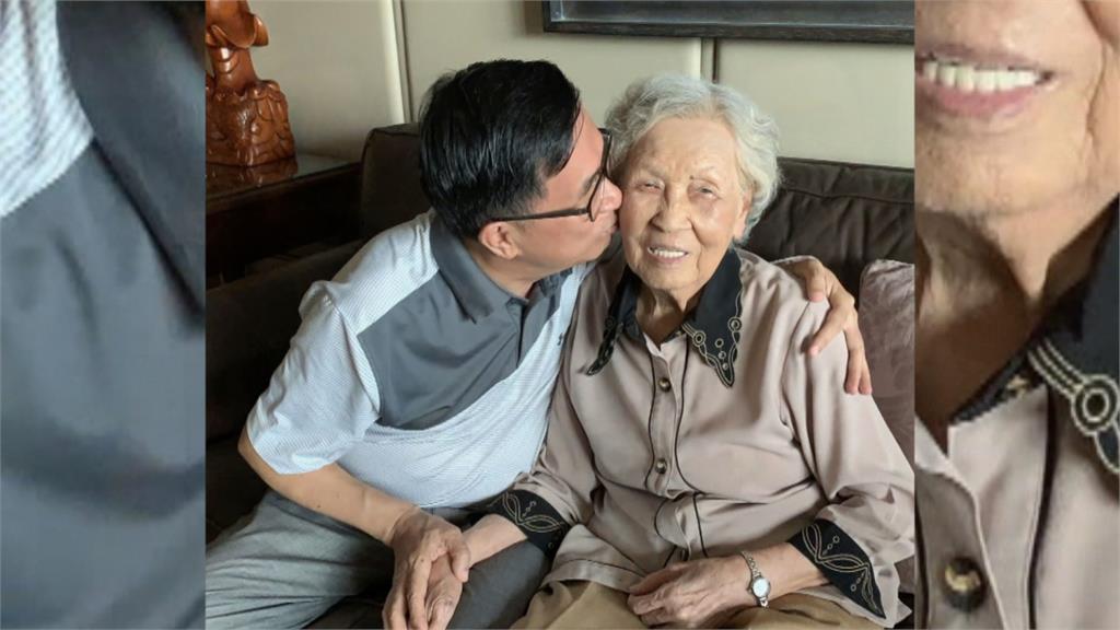 扁媽病逝享耆壽94歲 喪禮從簡只辦家祭
