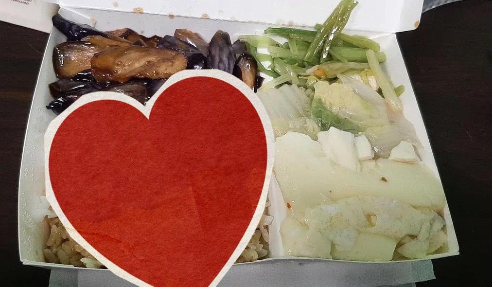 怨「白飯淋肉汁」被加錢 上網討拍反被酸:你吃燴飯嗎?
