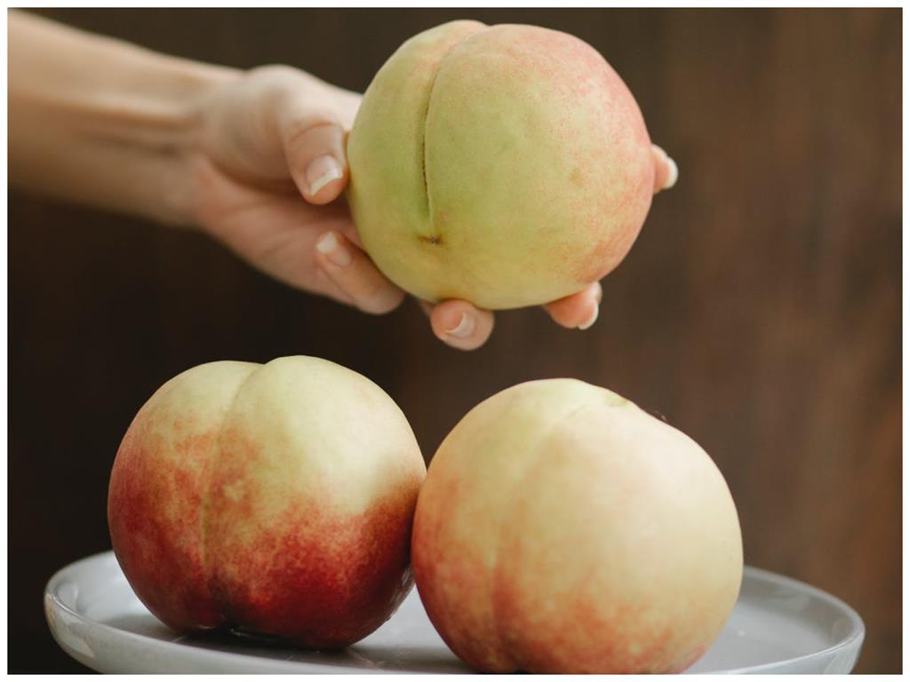 營養高又護膚!水蜜桃果肉「飽滿多汁」農委會授秘訣:這樣挑就對了