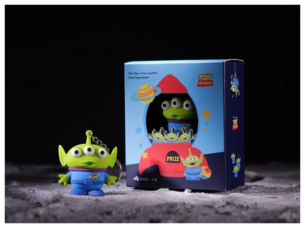 火箭包裝欠收藏!Q萌「三眼怪」變身3D一卡通 開賣日是這天!