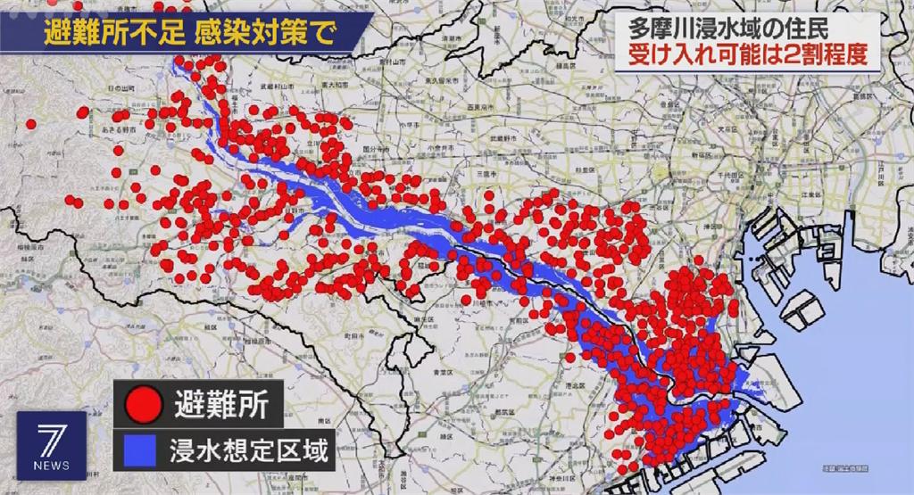 日進入颱風季 武漢肺炎增加避難難度