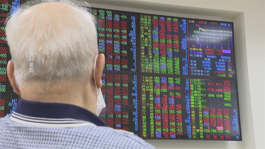 台股爆6449億元天量 傳某券商交易系統當機