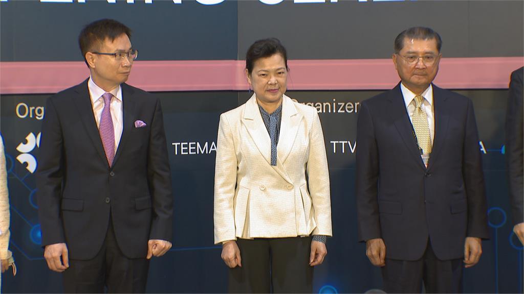 「汽車結合電子產業」王美花:台灣可打入世界汽車產業