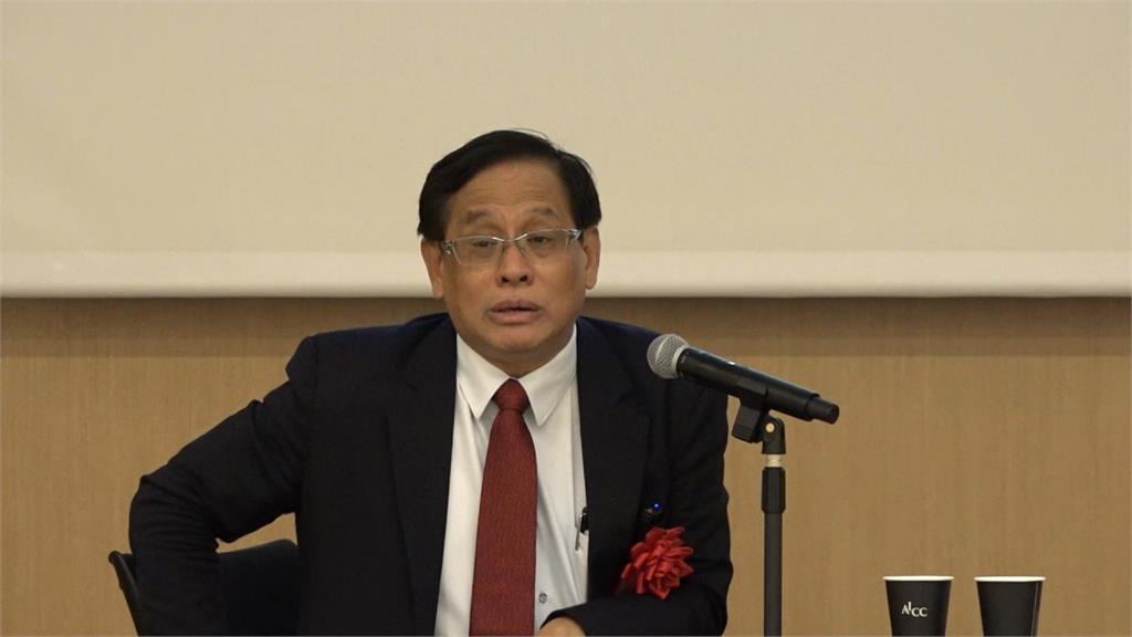 「不是想和蔡英文對撞」 郭倍宏東京演講促修公投法