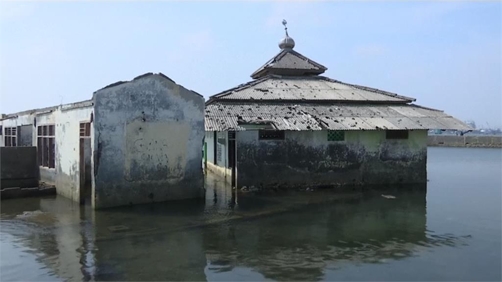 亞洲版威尼斯 印尼首都「雅加達」年下陷10公分