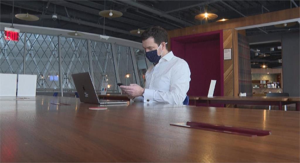 紐約上班族滿意在家工作 影響辦公室重要性