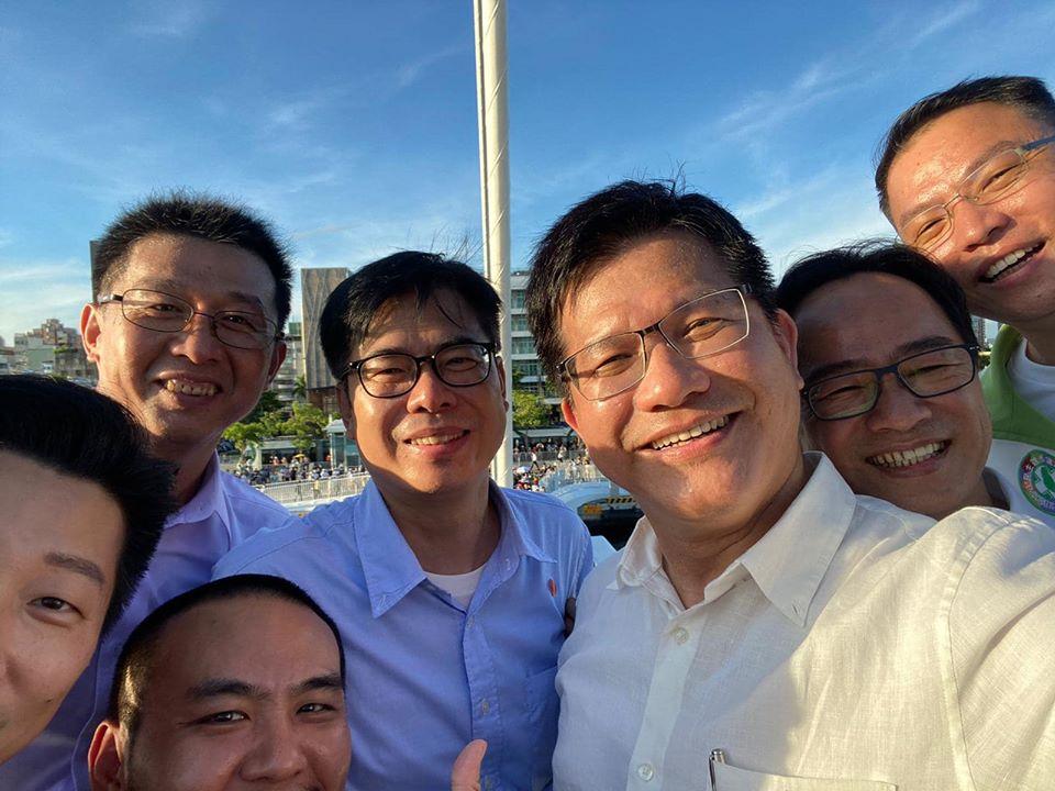 快新聞/陳其邁勝選提「四大優先」 林佳龍:會在中央協助高雄人「尋回城市光榮」