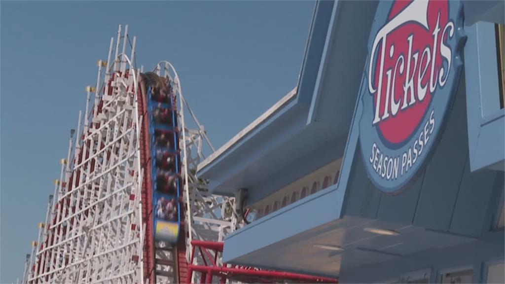 防疫沒「紫爆」就能玩 加州多座遊樂園4月重啟