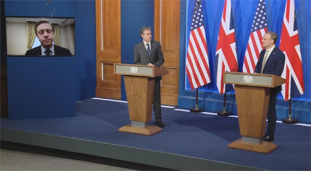 G7會議正式登場前 美英日同意加強合作抗中