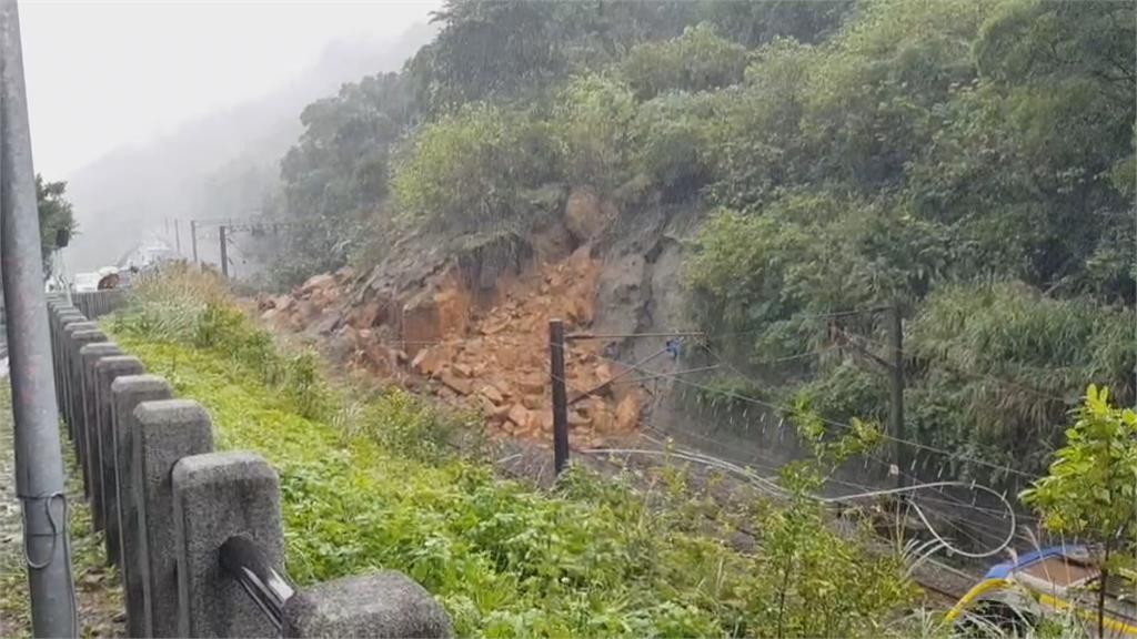 10年前土牆有裂縫卻列相對穩定層級瑞芳猴硐坍方段早有前兆?專家說話了...