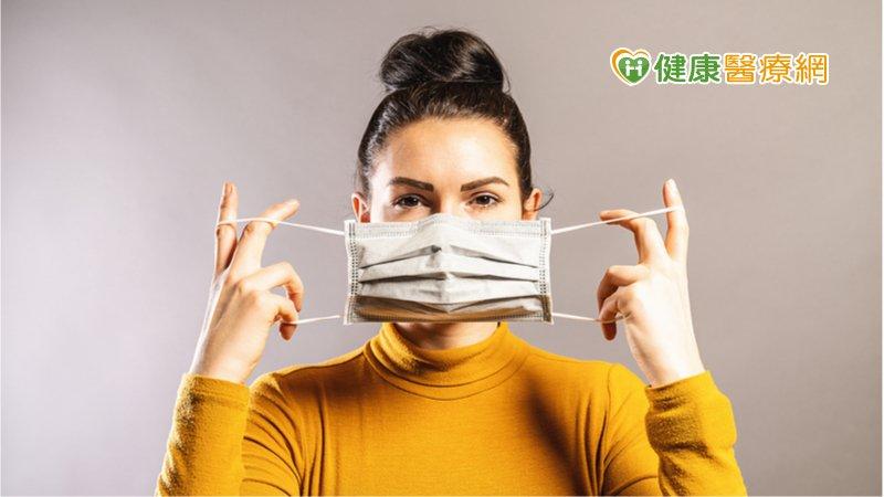 戴口罩如何避免皮膚不適? 皮膚科醫師教8招改善