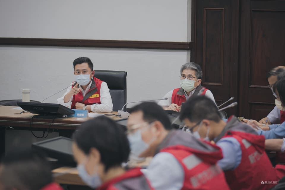 快新聞/<em>林智堅</em>宣布竹市「準三級防疫準備」 動物園暫停開放