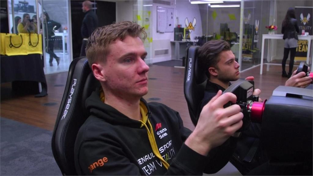 F1電競車隊也要重訓?選手必須具備這些能力