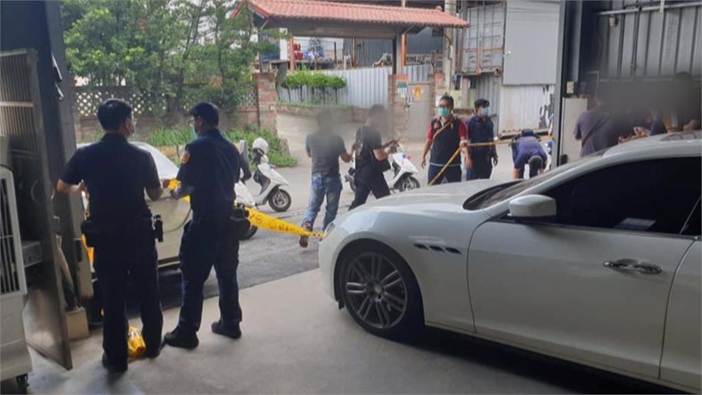 車子抵押借貸還不出錢 男子掏槍受阻急搭車逃逸