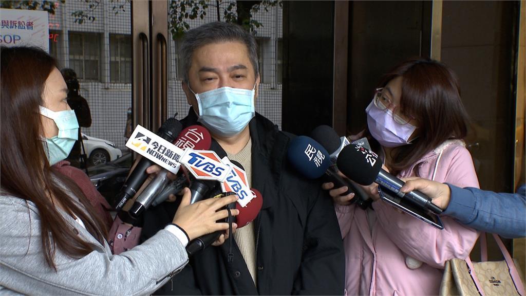 張綱維涉嫌掏空數十億 今開羈押庭哽咽:死也會死在台灣