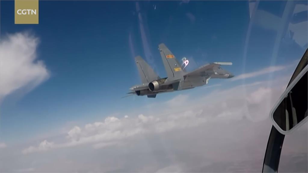 「太超過」共機飛越海峽中線挑釁我空軍升空驅趕嗆:一切後果自負