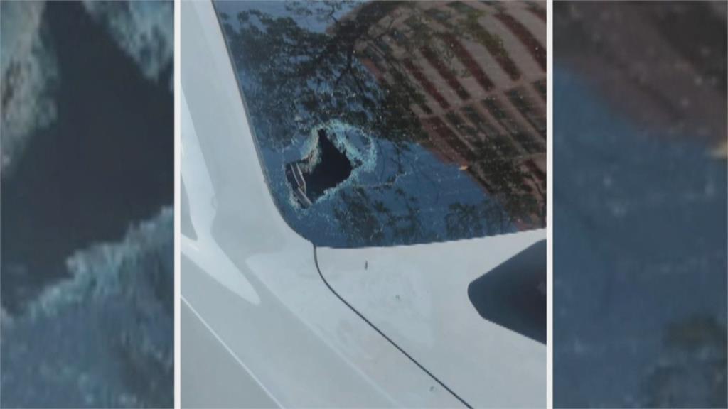 南港鐵鎚怪客半夜連砸6車全都錄哪招? 被逮瞎扯「幫修車換油」