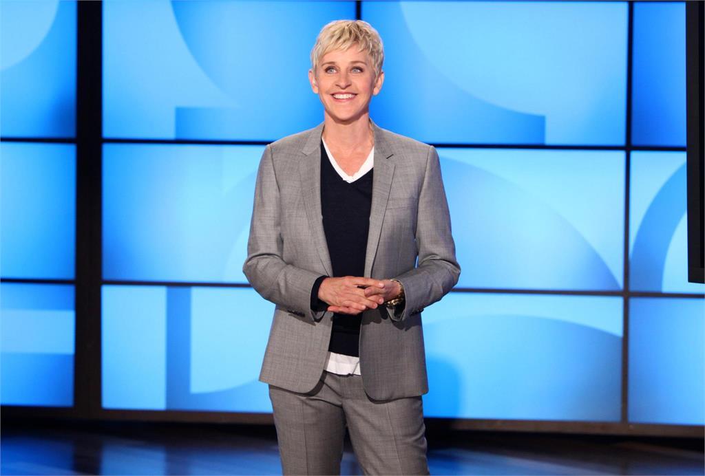 快新聞/美脫口秀主持人艾倫狄珍妮絲確診武漢肺炎 節目停工至明年1月