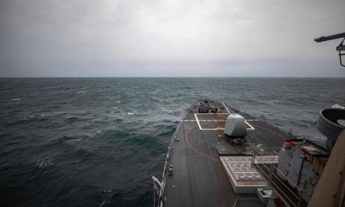 快新聞/驅逐艦例行性穿越台海 美國第七艦隊:證明對自由印太地區的承諾