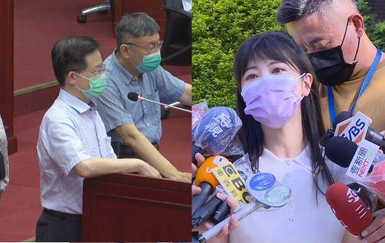 快新聞/北市衛生局長批得寸進尺! 高嘉瑜反擊:如果有「我願辭立委」