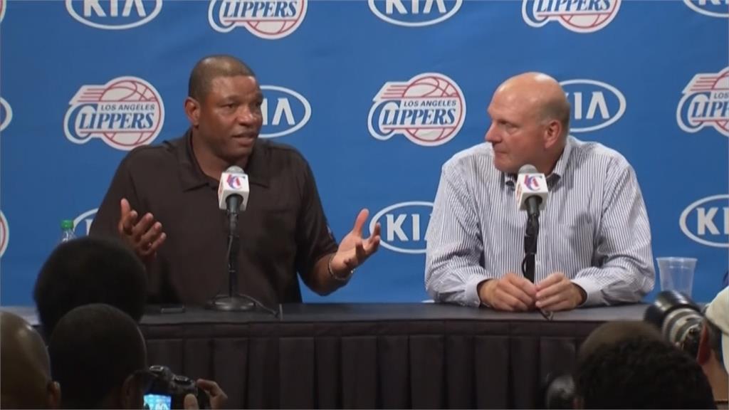 NBA/3勝1敗遭逆轉...快艇50年打不進分區決賽 總教練扛責下台