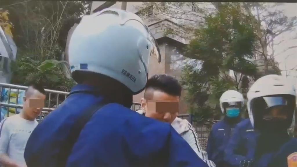 兒攜槍械助陣遭逮  郭桂彬:養不教父之過