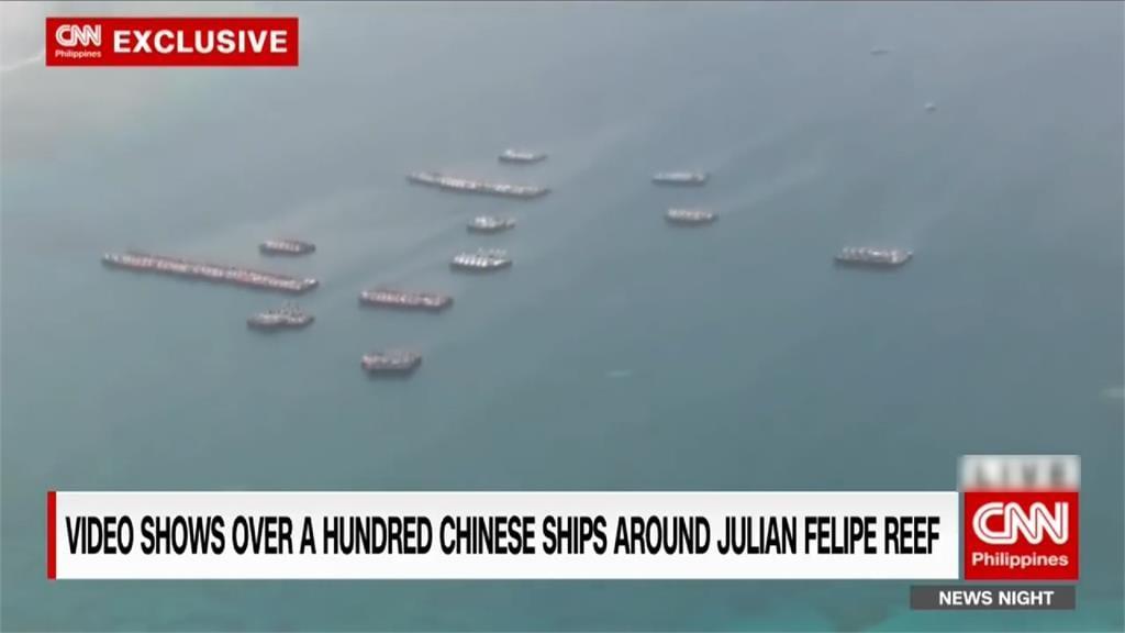全球/「不被承認的海上軍隊」 解密中國「小藍人」!