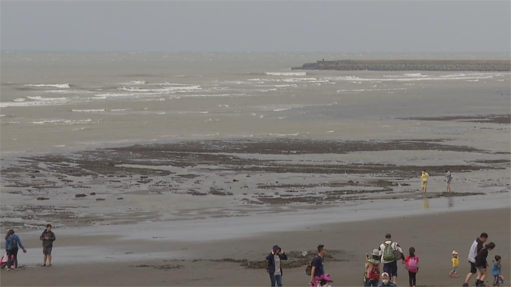 揭大潭藻礁真相!里長:中油進駐前 早被汙染了