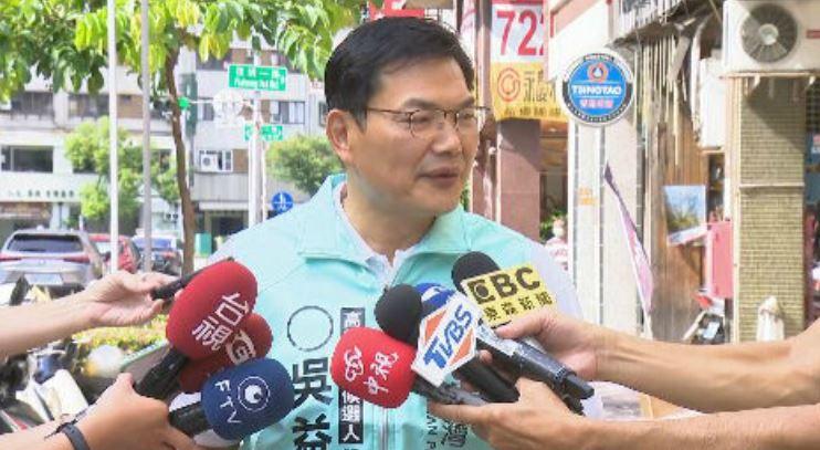 快新聞/吳益政談陳其邁:比他更了解地方政策
