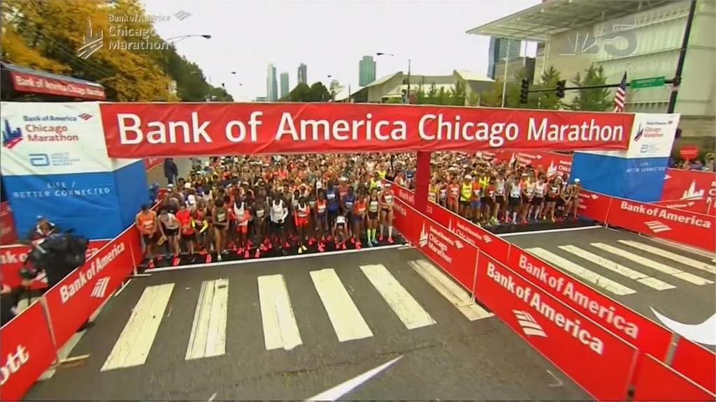 芝加哥馬拉松宣布停辦 六大馬只剩倫敦馬拉松