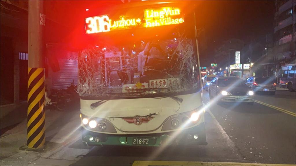 禍不單行!網爆料同輛205公車 同日兩車禍