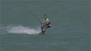 2020超級風箏節在巴西浪頭上拚極限運動冠軍