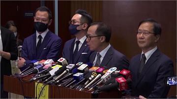 不滿港府取消泛民議員資格 傳美擬再制裁14名中港官員