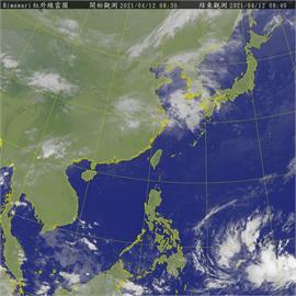 吳德榮:熱帶系統估在台灣東側迴轉 無法紓解乾旱