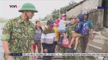 「莫拉菲」重創菲後進逼越南 急撤沿岸130萬人