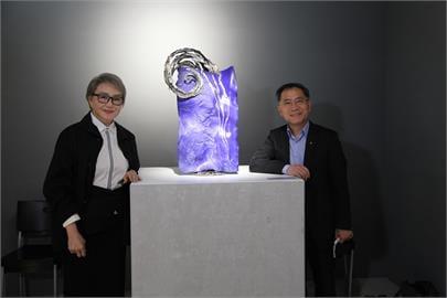 法國玻璃雕塑大師30多件私密創作全公開 松菸琉璃工房博物館28日起展出
