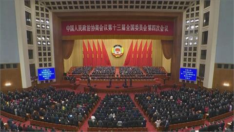 快新聞/修改香港選舉制度 中國人大「2895:0」通過草案