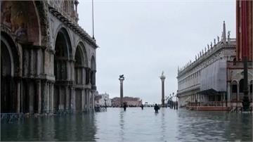 全球/威尼斯千年水患有解?「摩西計畫」擋大潮肆虐