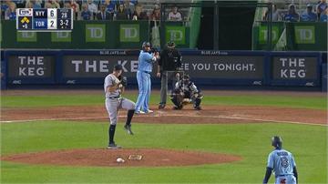 MLB/洋基藍鳥之戰 邪惡帝國力拚止住5連敗